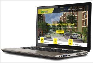 Green Blox Website